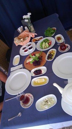 Imren Han Hotel & Mansions: Breakfast