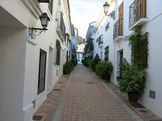 La Posada Hotel: Улица