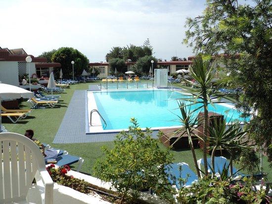 Bungalows Doña Rosa: piscine