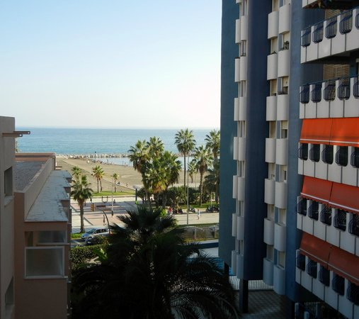 Las Vegas Hotel: Vista balcone