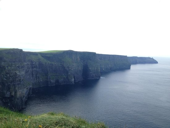 Moloney House: Cliffs of Moher