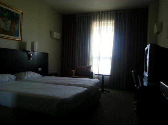 Ein Kerem Hotel: My room