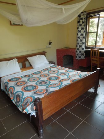 Lawns Hotel: Double room