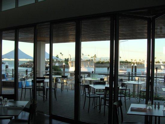 Peppers Blue On Blue Resort: Restaurant at breakfast
