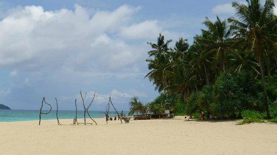 Boracay Ecovillage Resort and Convention Center: Puka