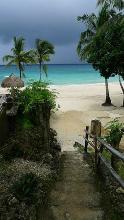 Boracay Ecovillage Resort and Convention Center: Punta Bunga