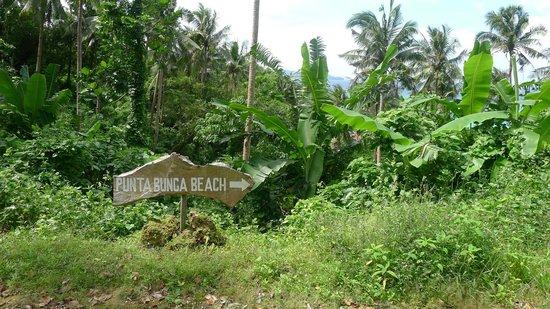 Boracay Ecovillage Resort and Convention Center: to Punta Bunga beach