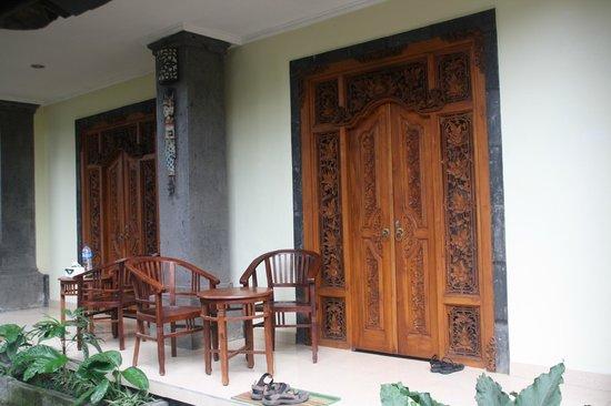 Sandat Bali: Die Zimmer