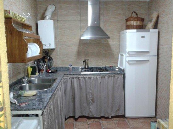 Casas Rurales El Portillo Rio Segura : Cocina