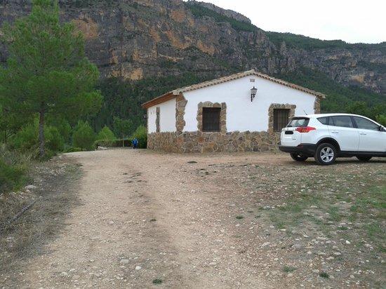 Casas Rurales El Portillo Rio Segura : Ubicación perfecta