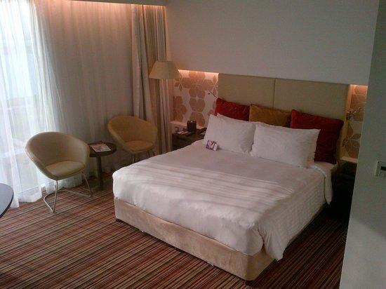 Crowne Plaza Abu Dhabi - Yas Island: room4