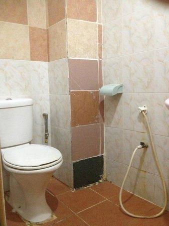 Zen Zeng Hotel : Toilet