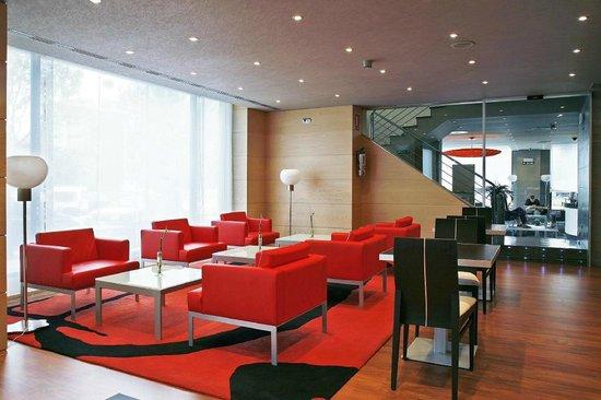 Abba Reino de Navarra Hotel: Bar