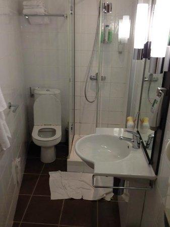 Hôtel Ibis Styles Nantes Centre Place Graslin : salle de bain