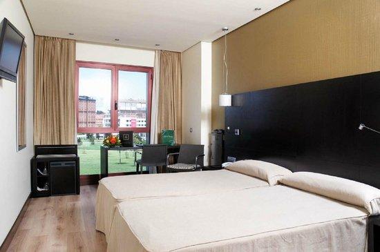 Abba Reino de Navarra Hotel: Habitación