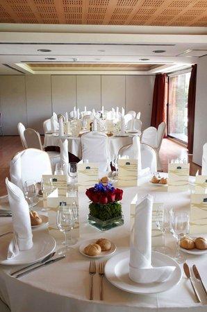 Abba Reino de Navarra Hotel: Salones