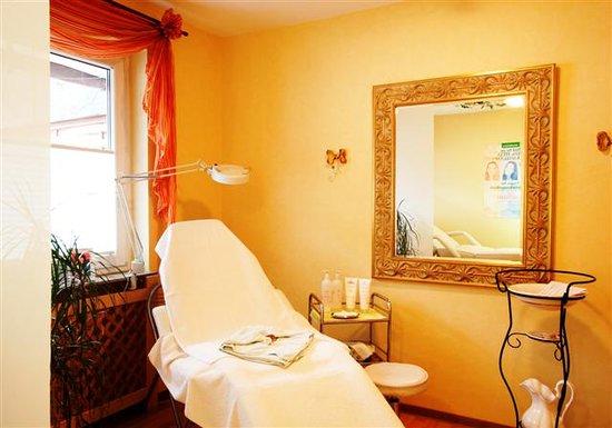 Flairhotel Central: Kosmetik- und Beautybereich