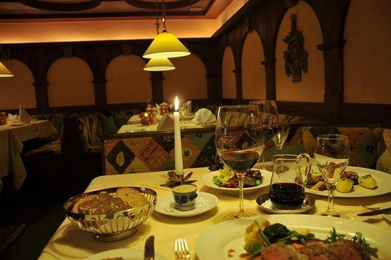 Flairhotel Central: Restaurant