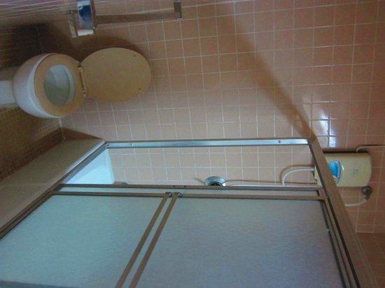 Crownpeak Gardens Hotel: The CR was clean