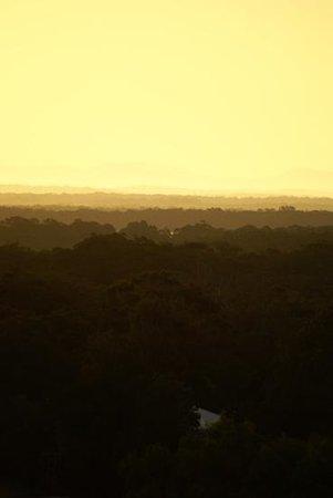 Rainbow Sea Resort: Sunset view