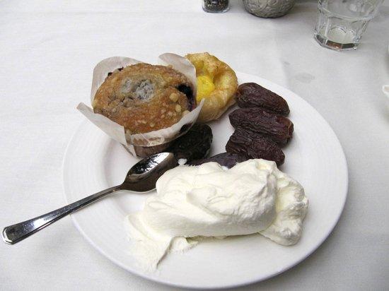 NH Collection Amsterdam Grand Hotel Krasnapolsky: La colazione...!