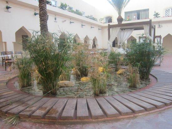 TUI SENSIMAR Scheherazade: In the courtyard area