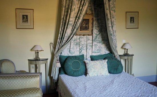 Chateau du Grand Jardin: Marie Antoinette Room