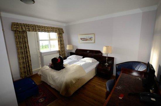 Countryhotel Sveinbjarnargerdi: Room