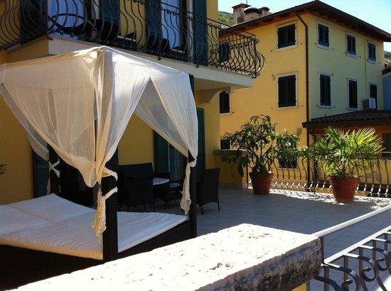 Hotel Brenzone: Zimmer für frisch verliebte!