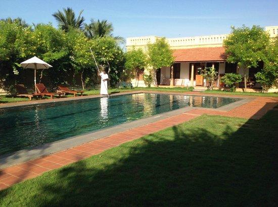 Visalam: Swimming pool