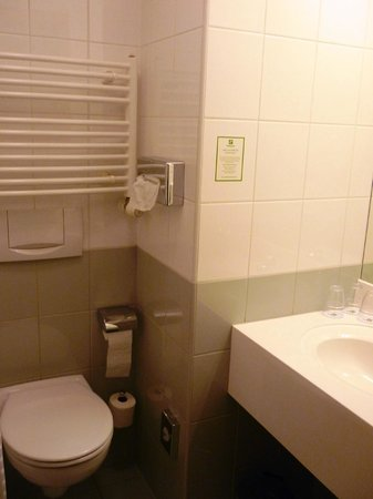 Holiday Inn Prague Congress Centre: bagno
