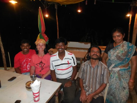 Archana Guesthouse: Friends for Life