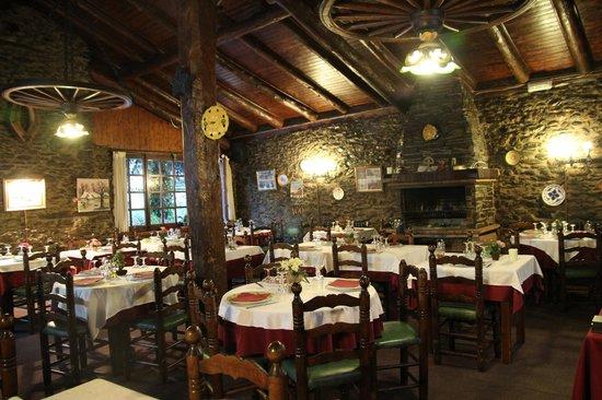Erts, Andorra: Comedor de la Borda