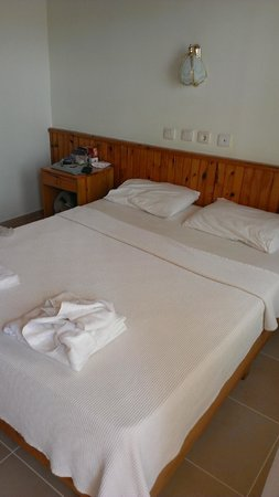 Hotel Pataros: Basic rooms