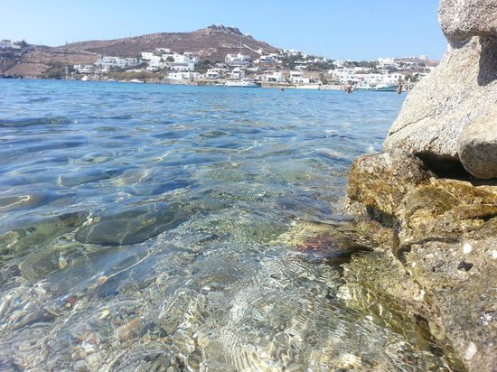Mykonos Essence Hotel: Ornos Beach