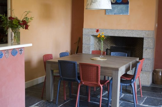 Plechatel, France : La Cuisine