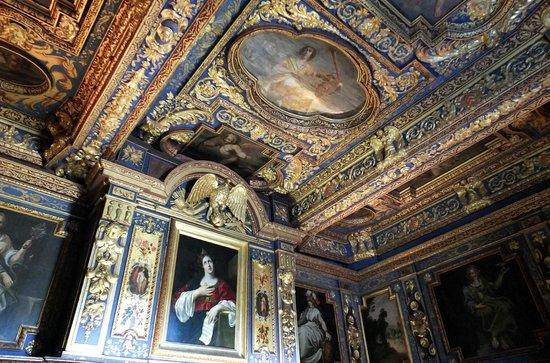 plafond à la française - Photo de Château de Cormatin, Cormatin ...