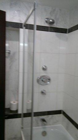 Grange Rochester Hotel : Shower