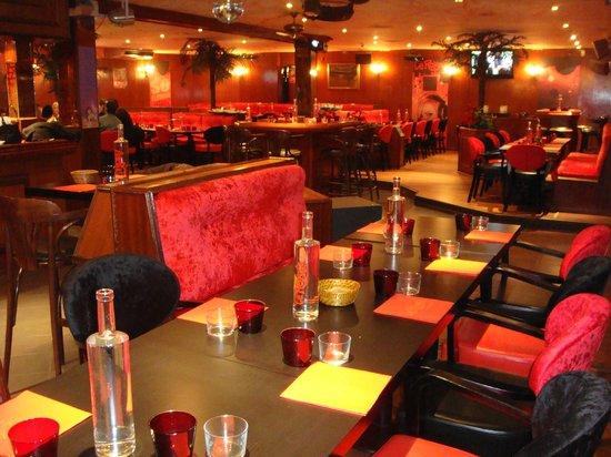 le royal pub: Salle Restaurant