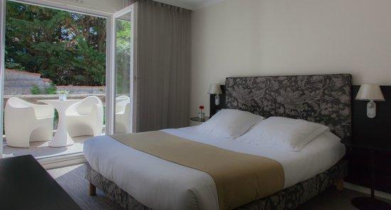Hotel Saint Nicolas: Chambre