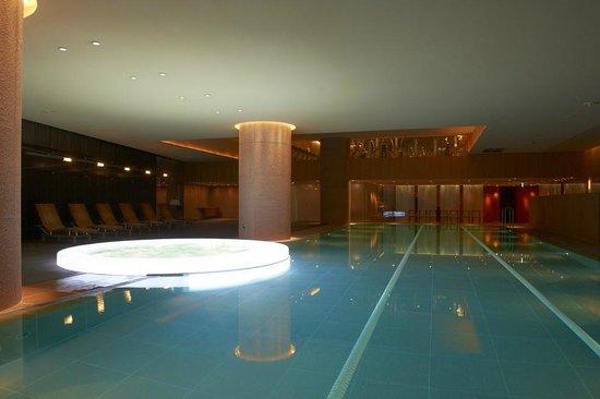 Grand Hyatt Tokyo: 会員と宿泊者だけの空間「Nagomi スパ アンド フィットネス」
