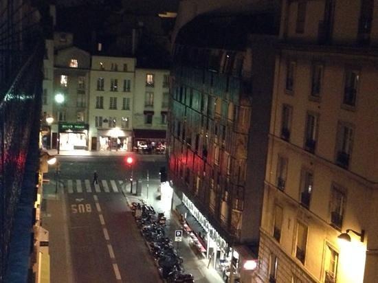 Hotel Turenne Le Marais: vista desde la ventana de mi habitación