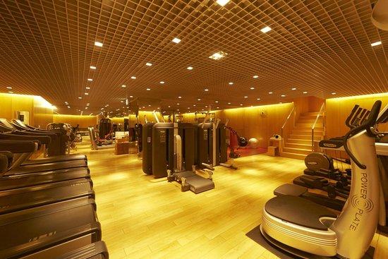 Grand Hyatt Tokyo: Nagomi スパ アンド フィットネスのエクササイズマシーン