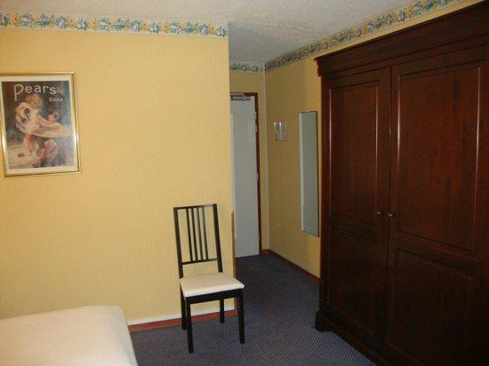 Hotel des Princes: Das Superior (!) Zimmer