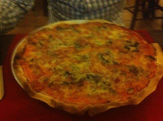 Pizzeria Tomato: Pizza