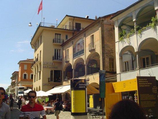 Hotel Dell'Angelo: Ristorante dell'Angelo
