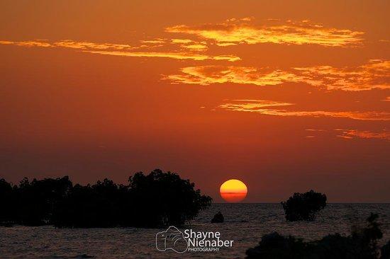 Rendezvous Fiji : Sunset from the resort