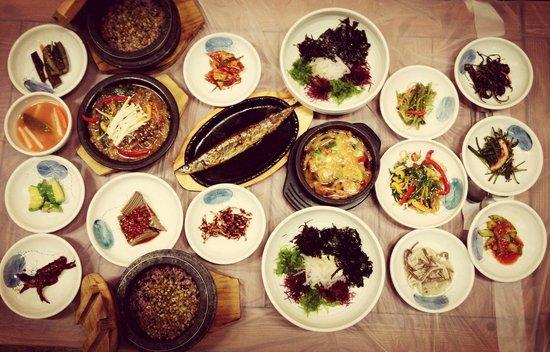 Polaris Pension: Nearby Korean Restaurant