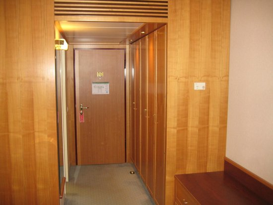 Maritim Hotel Magdeburg: Zimmer 001