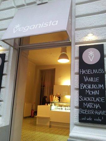 Veganista Ice Cream Vienna Leopoldstadt Restaurant Reviews